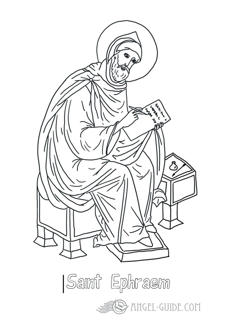 10 best angels and saints images on pinterest angel for Saints coloring pages to print