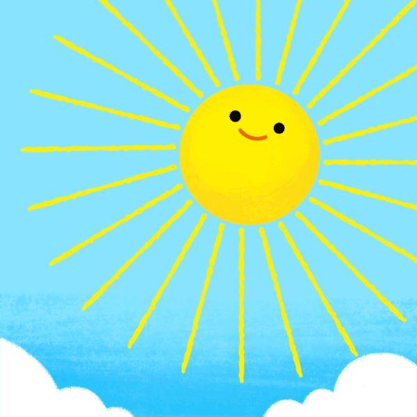 Summer holiday GIF #bennybox #summertime #sun