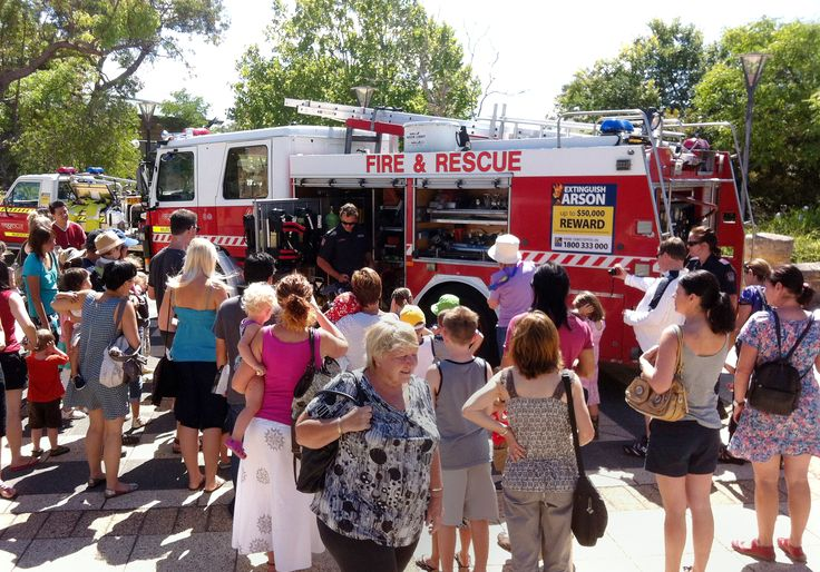Safety and Sirens Fire Truck