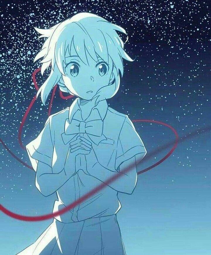 Pin de Anime girls em Kimi no nawa(Your name) Kimi no na