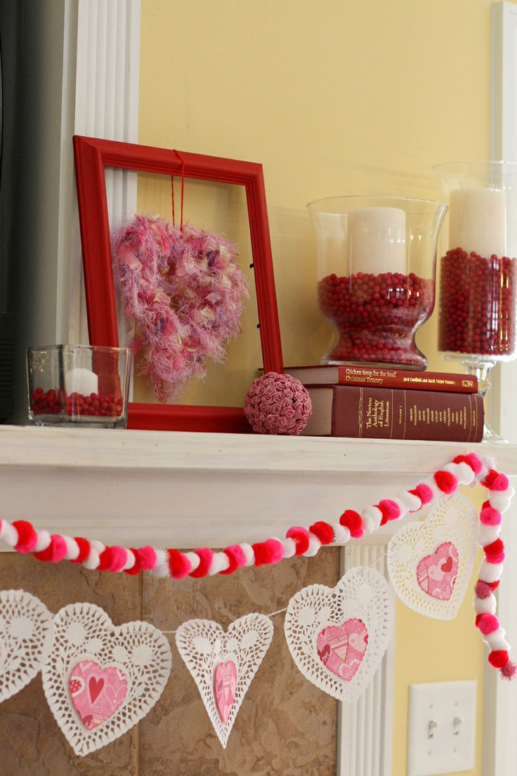 A TON of Valintine ideas..from cooking to crafts.