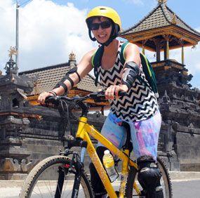 Bali Cycling by ALAM