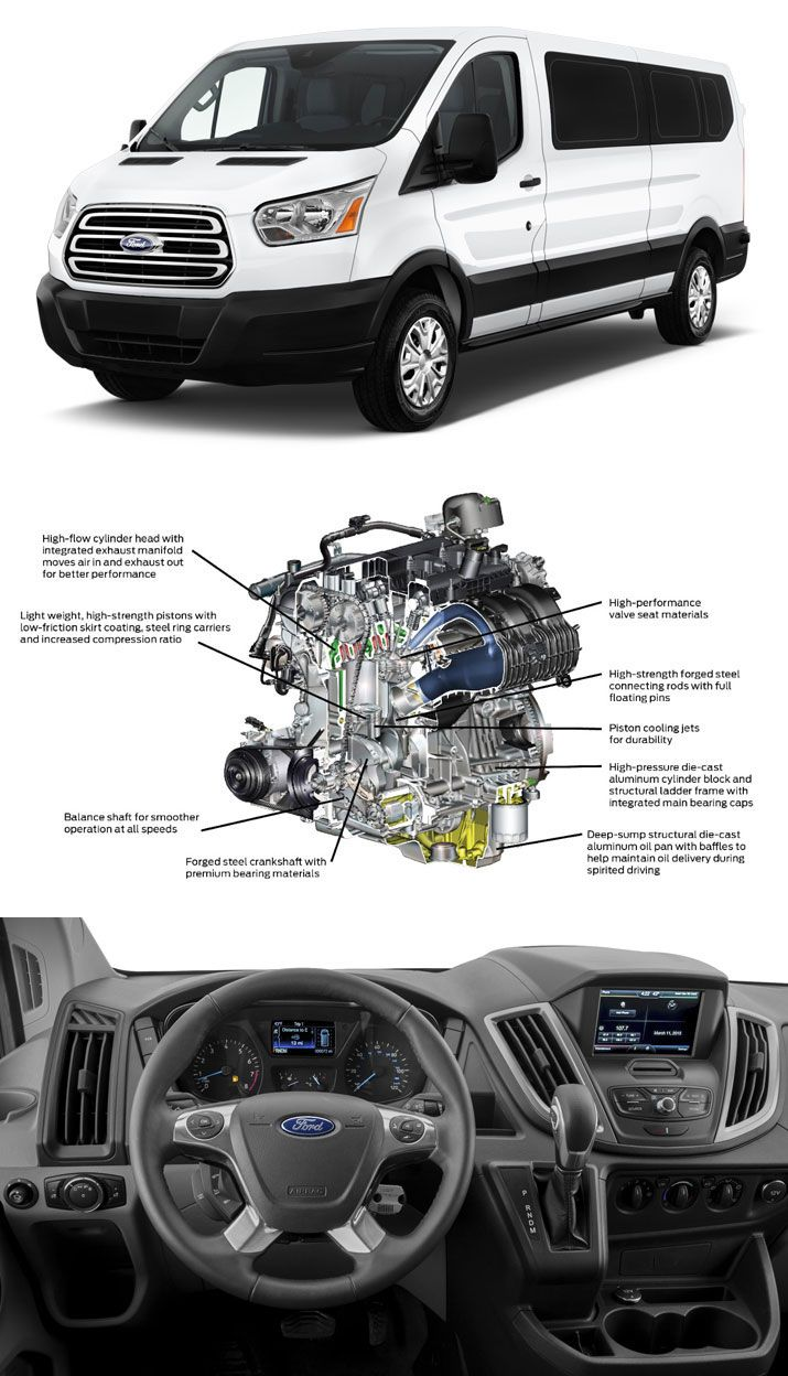 Ford transit latest features fordtransit fordtransitengine newford
