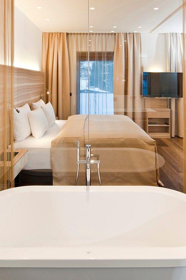 Top 10 luxury ski honeymoons - Relais & Châteaux Rosengarten, Kirchberg, Austria