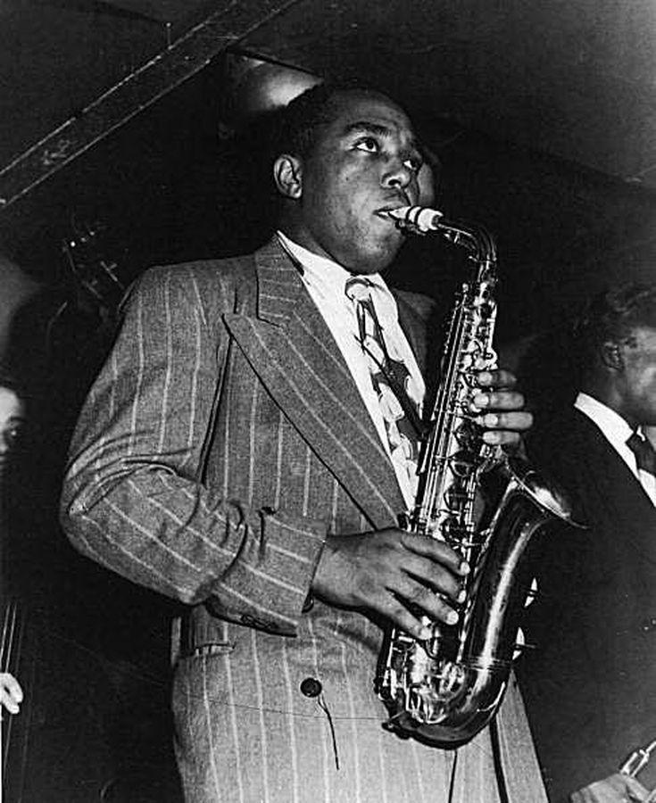 10 Famous Jazz Saxophonists: Charlie Parker