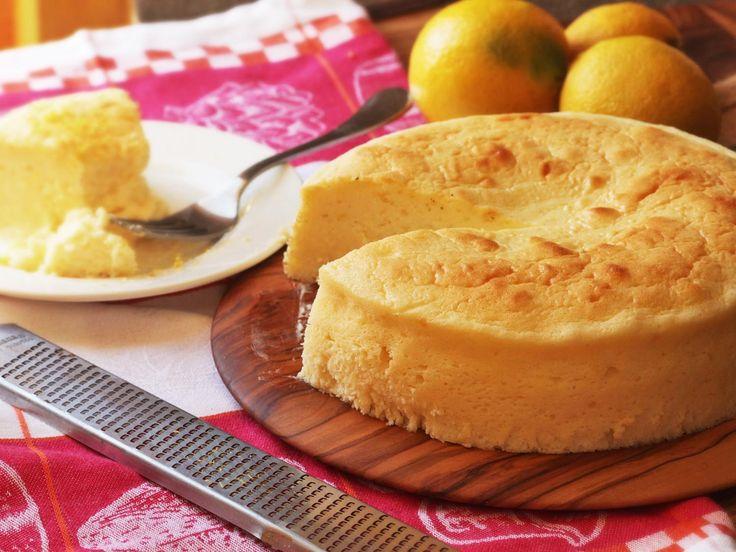Japanese Cotton-Soft Cheesecake