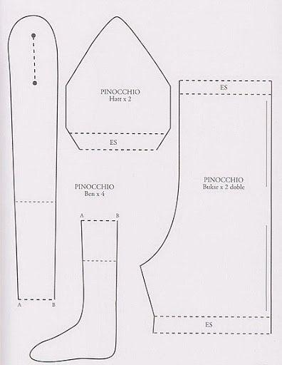 cestosycestas_2: PINOCHO TILDA