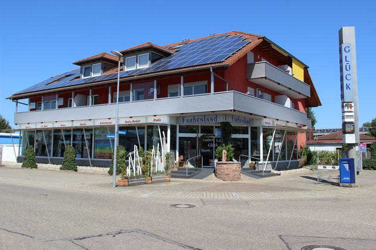 Wohn- und Geschäftshaus Radackern 1, Ettenheim, Deutschland