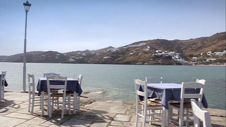 Enjoy local flavors at the beautiful tavernas of #Ios #island!  Visit www.islandhouse.gr