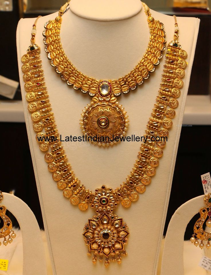 704 best Gold Jewellery images on Pinterest | Gold decorations ...