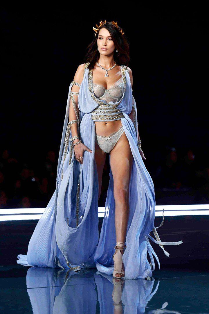 Bella Ha did at Victoria's Secret 2017 fashion show