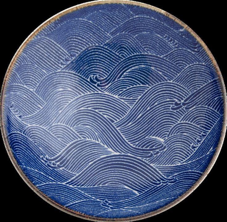 Obstschale Porzellan Schale Japan Schüssel Müslischale Salatschale Geschirr bowl