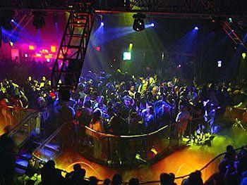 Clubbing in Las Vegas