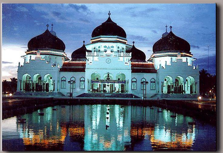 Mesjid Aceh Baiturrahman