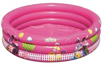 Bestway Mickey Mouse Minnie Üç Halkalı Çocuk Havuzu -91035