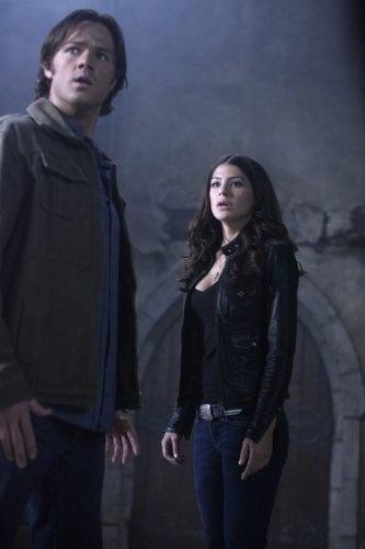 Sam rising Lucifer with Ruby