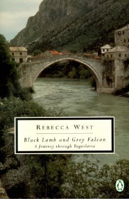 In 1935 novelist Rebecca West fell in love with Yugoslavia, one of those unfortunate states heedlessly created after WWI.  In this lyrical account, reader sees through her brilliant mind the underlying reasons for unrests past and present, for  ways of thought and life that would never be reconciled.