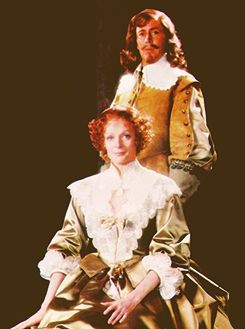 MUCH ADO ABOUT NOTHING  Beatrice 1980 Stratford, Ontario,with Brian Bedford.