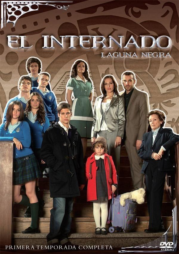 El internado (2007-2010) España. Drama. Suspense. Terror. Ciencia ficción. Ensino - DVD SERIES 159