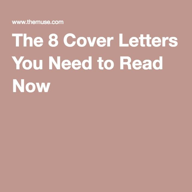 45 best College images on Pinterest Cover letters, Job search - cover letters read now