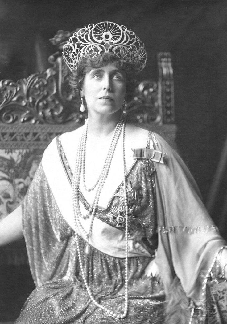 Romanian Achievements and Records: Queen Marie of Romania (I ...