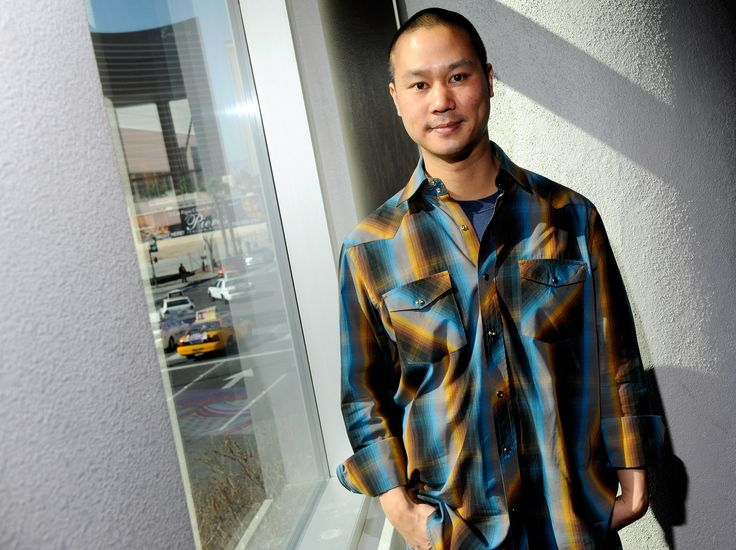 Zappos CEO Tony Hsieh's favorite business books - Business Insider