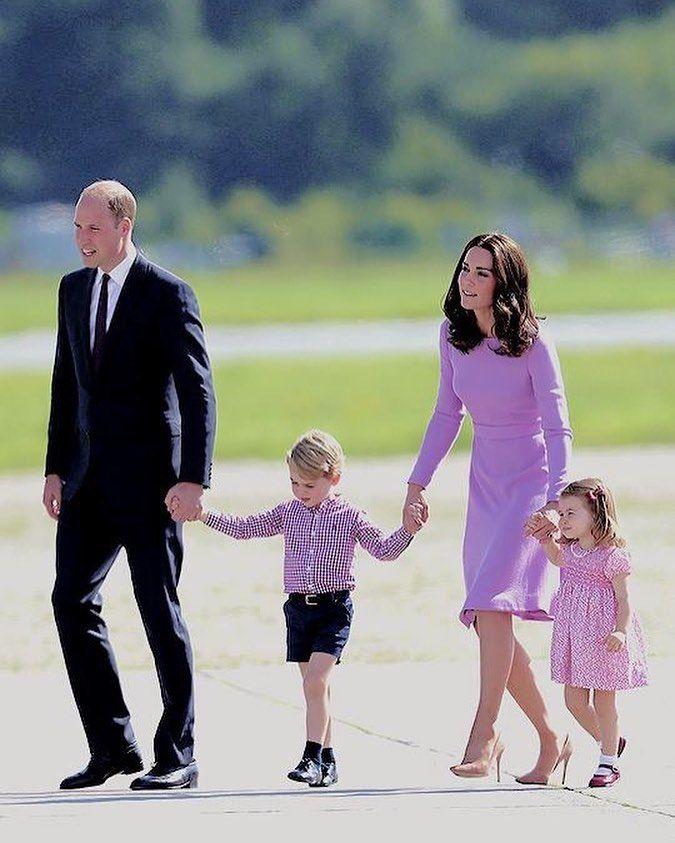Герцогиня Кэтрин запретит Джорджу и Шарлотте играть в компьютерные игры - Новости - Дети Mail.Ru