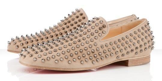 Кристиана лабутина туфли с шипами