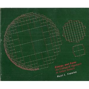 Energy and Form: An Ecological Approach to Urban Growth $22.00