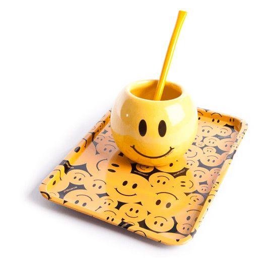Hermosisimo mate y bandeja #smile de Acabajo Tienda
