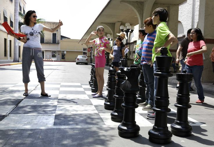 Brownsville ISD students' stellar accomplishments at chess are highlighted in movie shot on location there