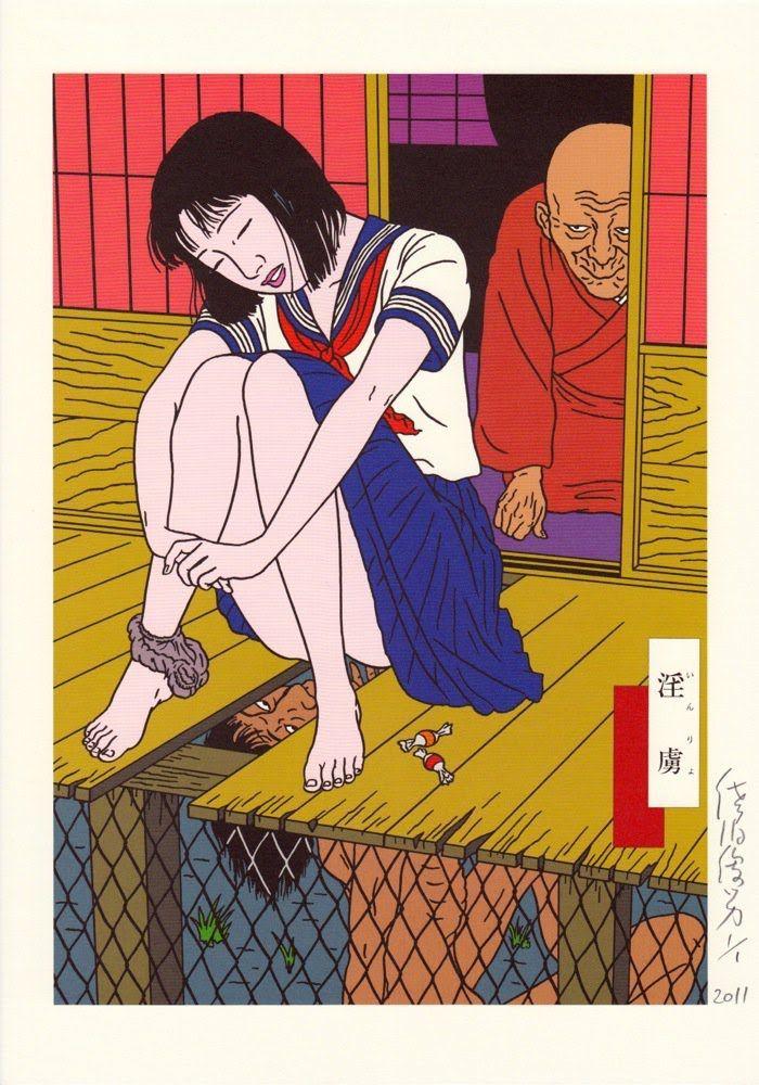 TOSHIO SAEKI Cultura Inquieta9