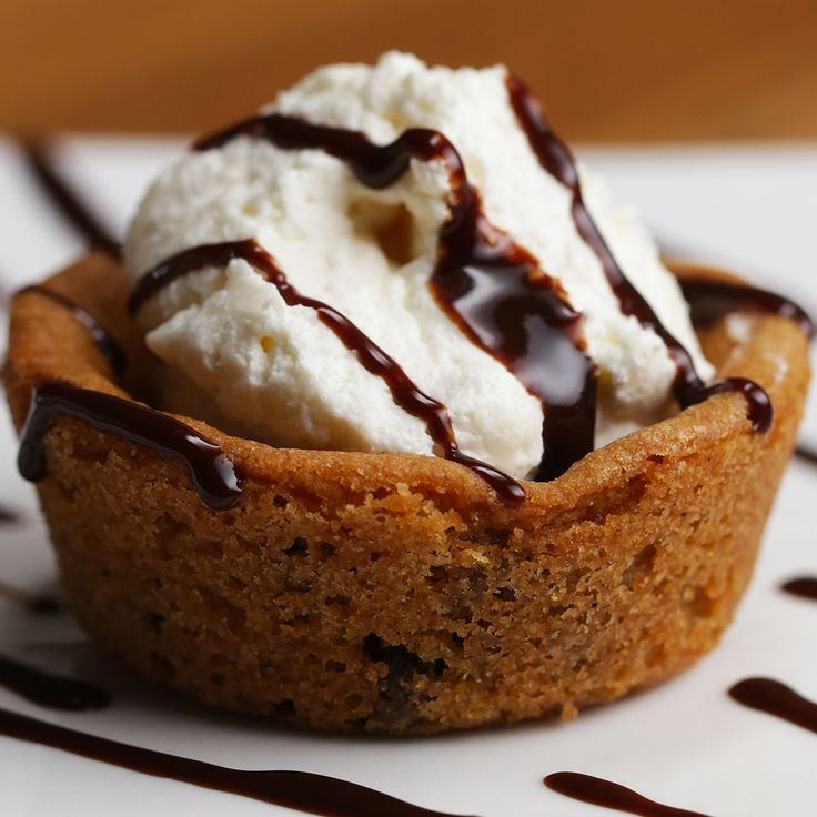 Cheesecake Cookie Cups Recipe by Tasty