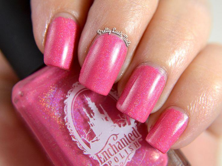 Pretty Lush Nails: Enchanted Polish: June, July, & August 2015