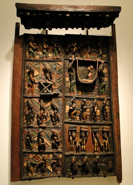 Carved doors from ikere nigeria dating
