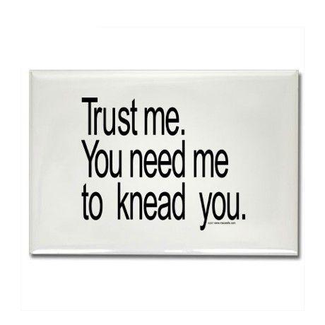 Massage Therapist Quotes | Massage Therapist Fridge Magnets | Massage Therapist Refrigerator ...