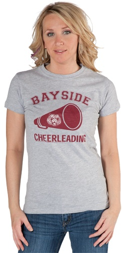 Saved By The Bell Cheerleading T-Shirt