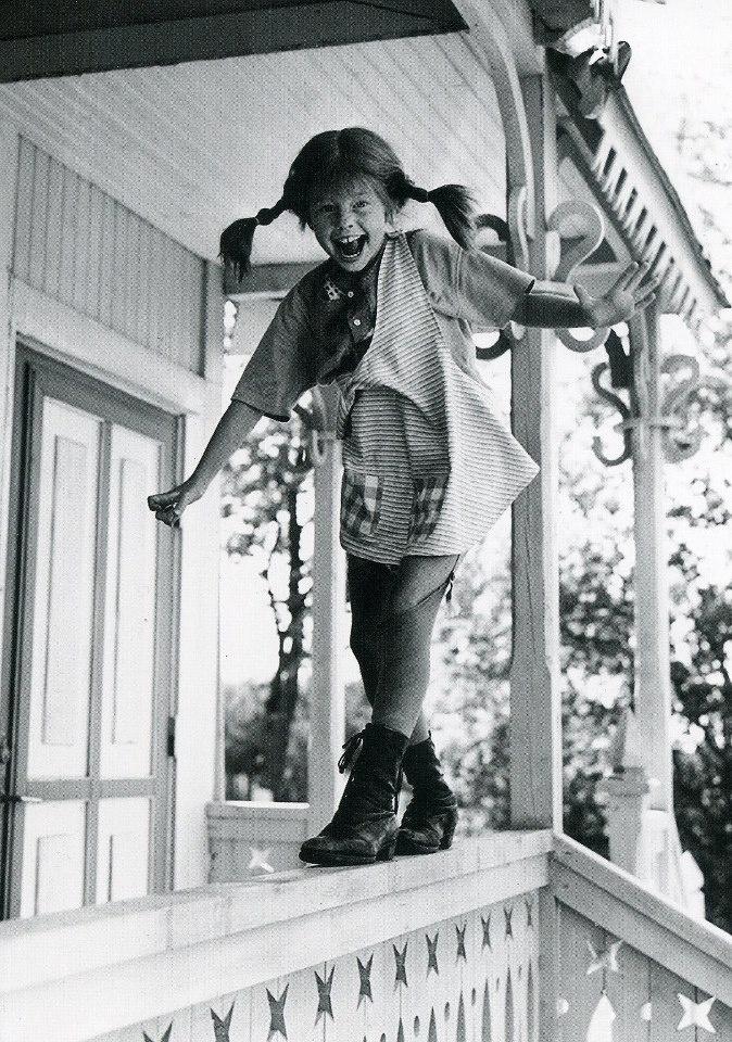 Pippi Langstrømpe / Longstocking