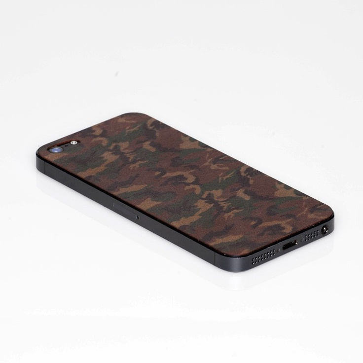 Skin 5 ciliegio camouflage by Wood'd $12