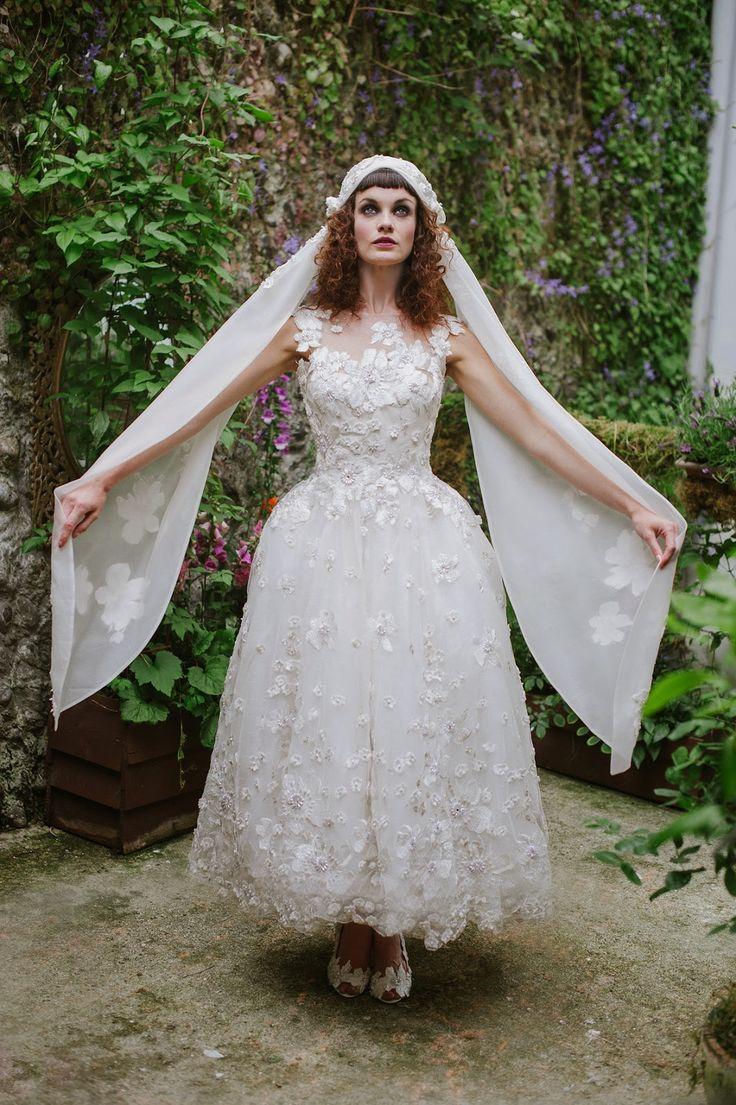 156 besten Veils Bilder auf Pinterest   Hochzeit schleier ...