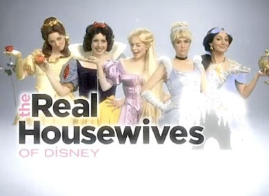 Disney Housewives! Hahah I love it <3