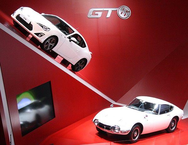 Demnächst im Blog: Toyota GT86 Fahrbericht …