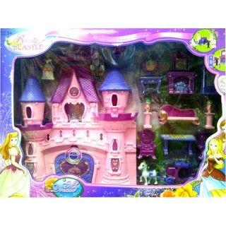 BEAUTY CASTLE   FURNITURE DOLA35 - http://jualmainanbagus.com/girls-toy/beauty-castle-furniture-dola35