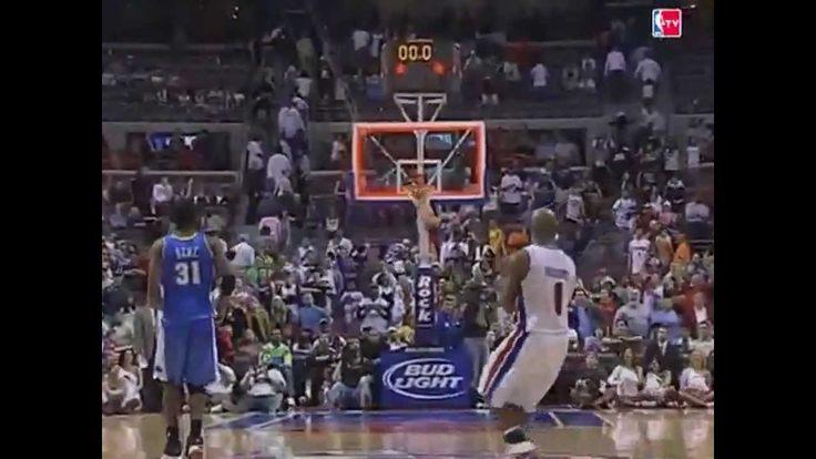 Les 10 plus beau paniers de Basketball en Direct (NBA)