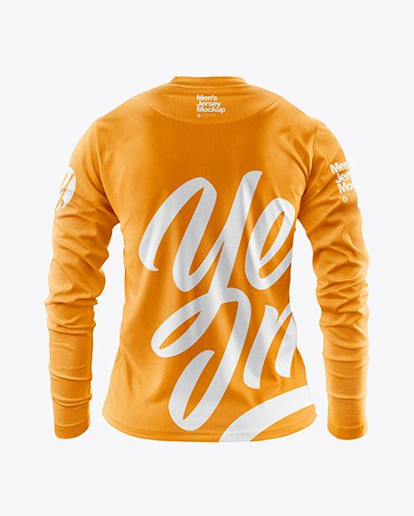 Download Men S Jersey With Eyelet Mesh Fabric Mockup In Apparel Mockups On Yellow Images Object Mockups Shirt Mockup Clothing Mockup Design Mockup Free