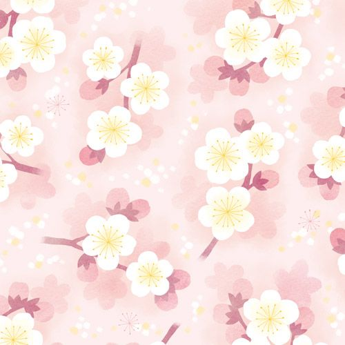梅のパターン