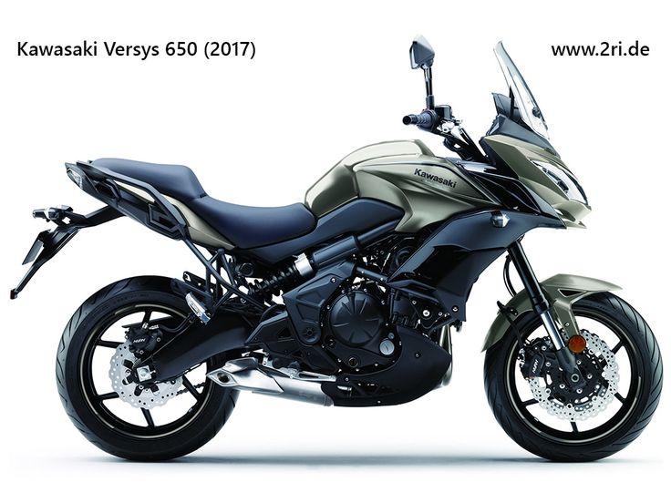 Kawasaki Versys 650 (2017)