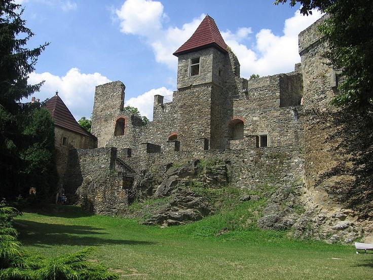 Klenová Castle, Czech Republic