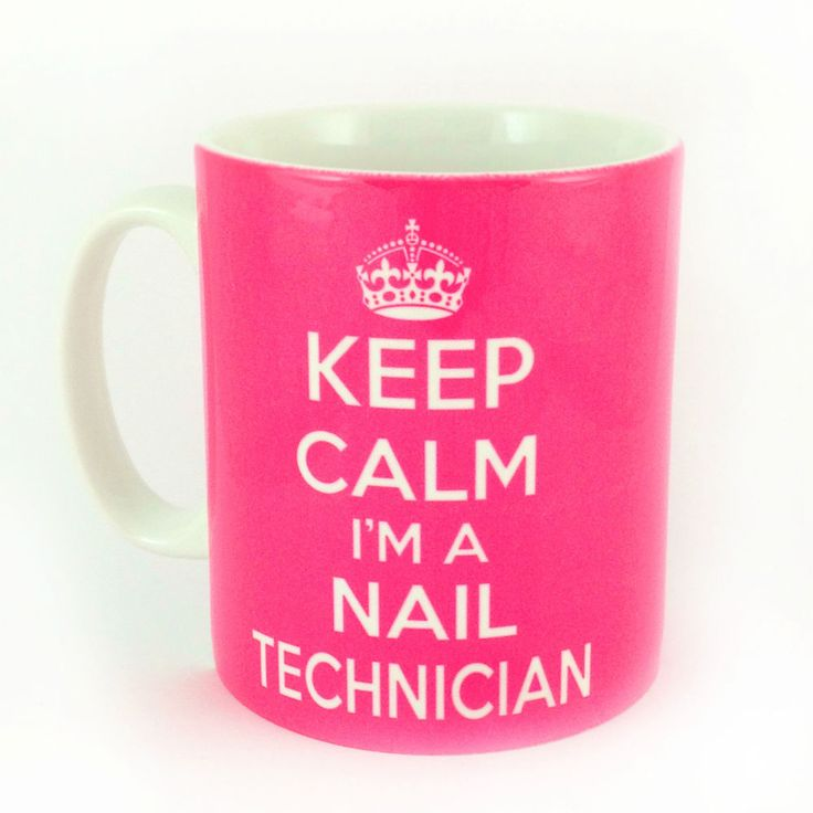 NEW KEEP CALM I'M A NAIL TECHNICIAN TECH GIFT MUG CUP AND CARRY ON RETRO PRESENT in Collectables, Kitchenalia, Mugs | eBay