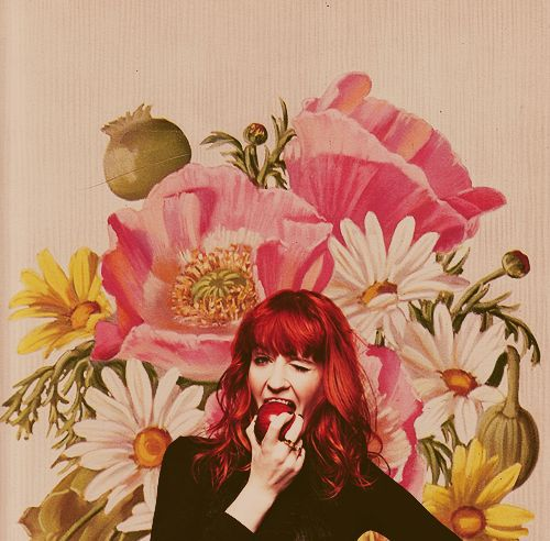 Florence + The Machine.